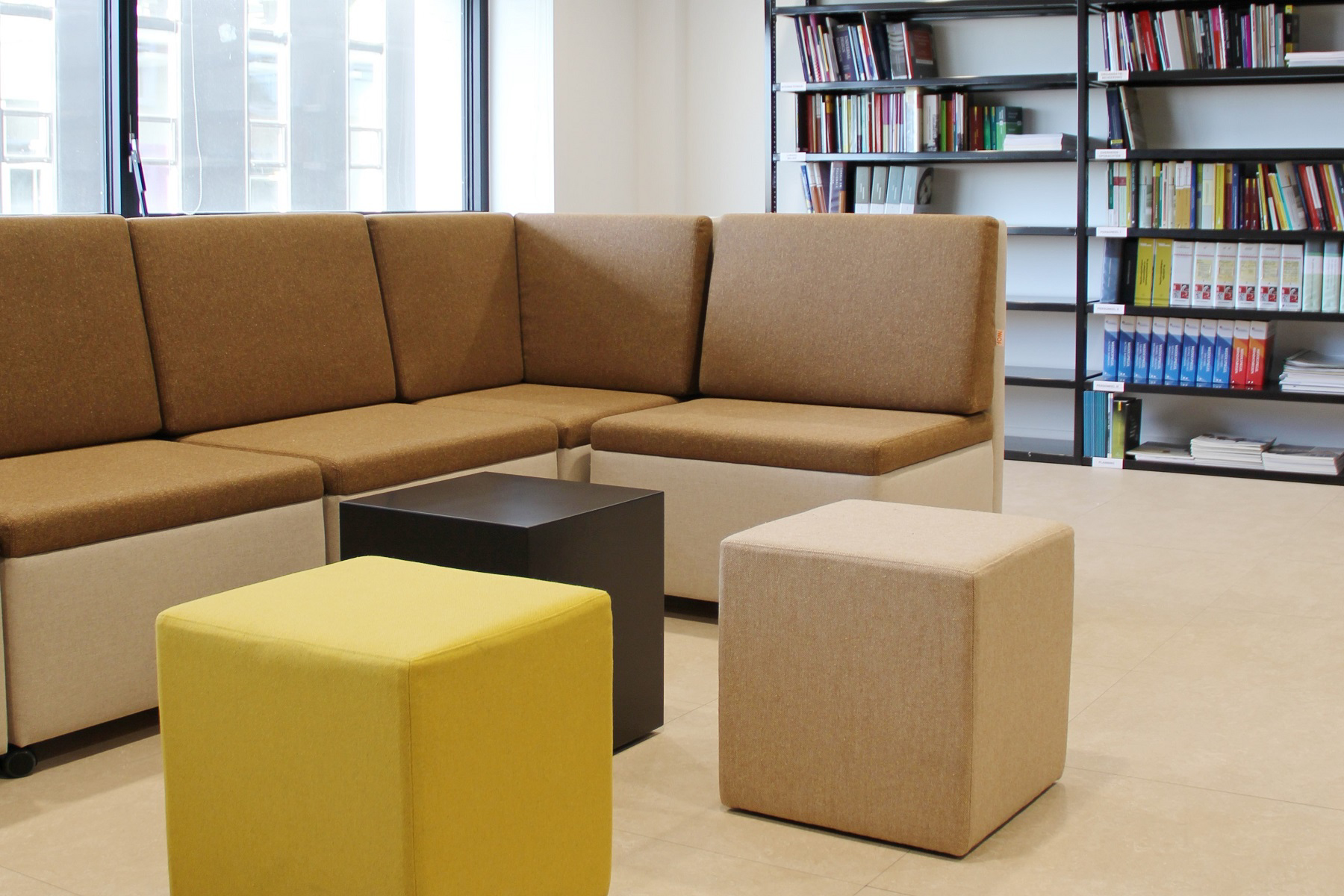 Picture for category Soft Seating Banken & Poefs