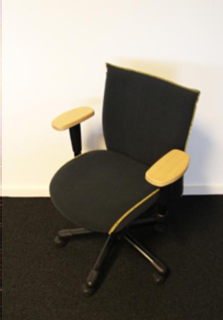 Image de 2ème chance - Chaise de bureau