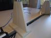 Picture of Mrs Protective  Panel - recht plexi paneel 120*65