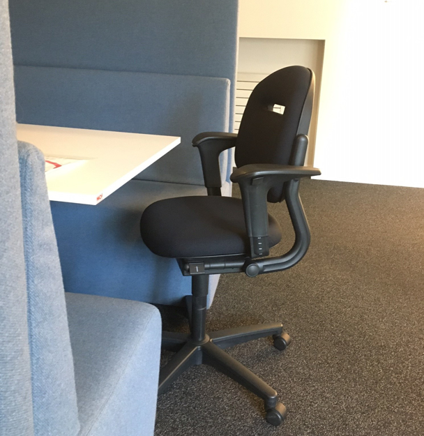 Afbeeldingen van VDAB tweedehands bureaustoel - type Ahrend 220 (of gelijksoortig)