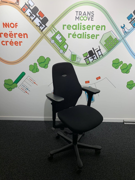 Image de VDAB tweedehands bureaustoel - Kinnarps  9122 (of gelijksoortig)