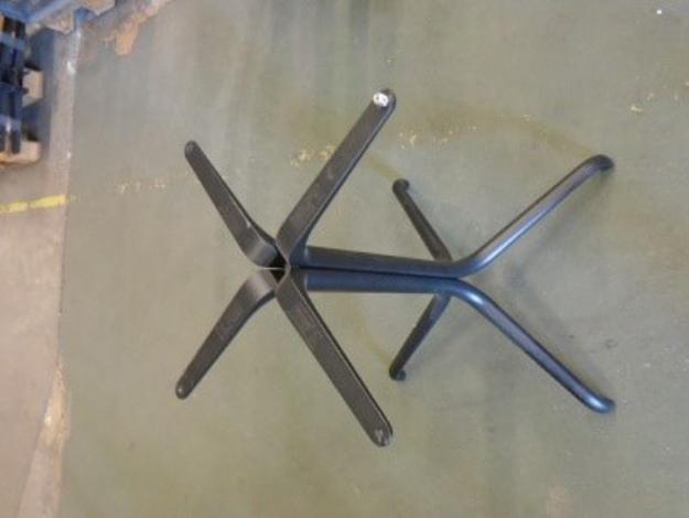 Picture of 2de kans - Lage tafel centrale poot